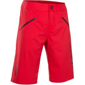 ION Traze Shorts ciclismo Hombre, rageous red